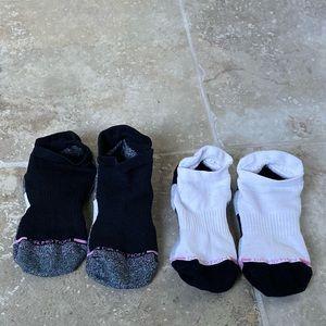 Dr. Motion Women's Mild Compression Ankle Socks